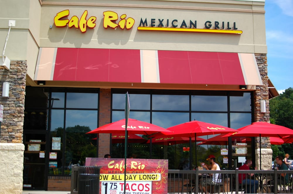 Cafe Rio Catering Phone Number