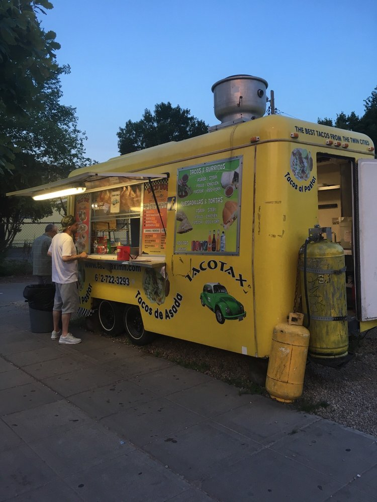 Taco Taxi Food Truck: Minneapolis, MN