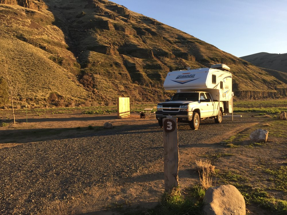 Cottonwood Canyon State Park: 99989 OR-206, Wasco, OR