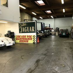 Photo Of Johnu0027s Jaguar Service   San Francisco, CA, United States ...
