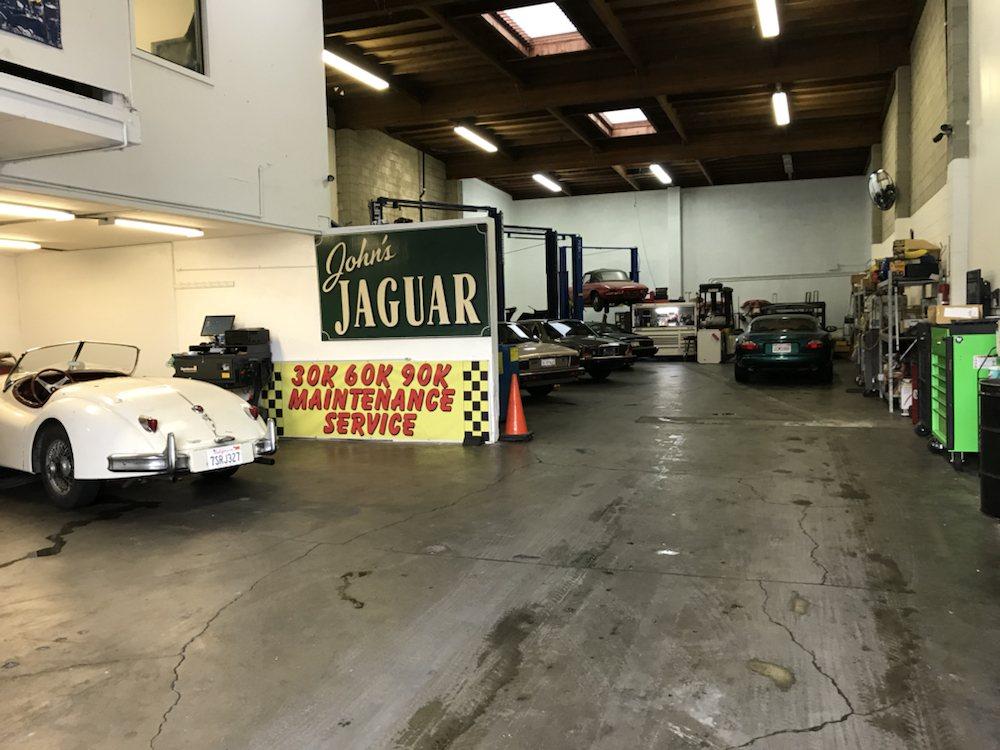 service paid maintenance bay plans pre shops repair jaguar filter reno