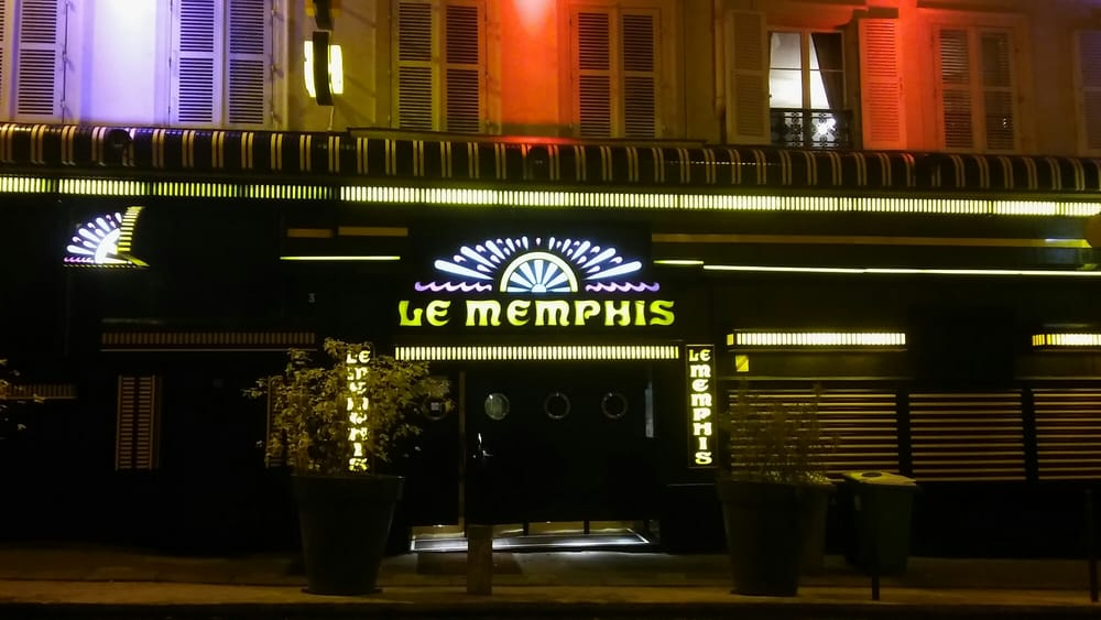 Photo de Le Memphis - Paris, France