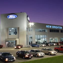 Ford Dealers Mn >> New Brighton Ford New 23 Reviews Car Dealers 1100 Silver
