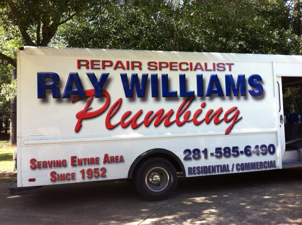 Ray Williams Plumbing: 5301 E Zephyr Dr, Alvin, TX