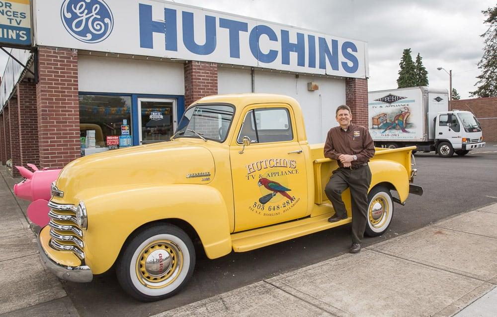 Hutchins TV & Appliance: 512 SE Baseline St, Hillsboro, OR