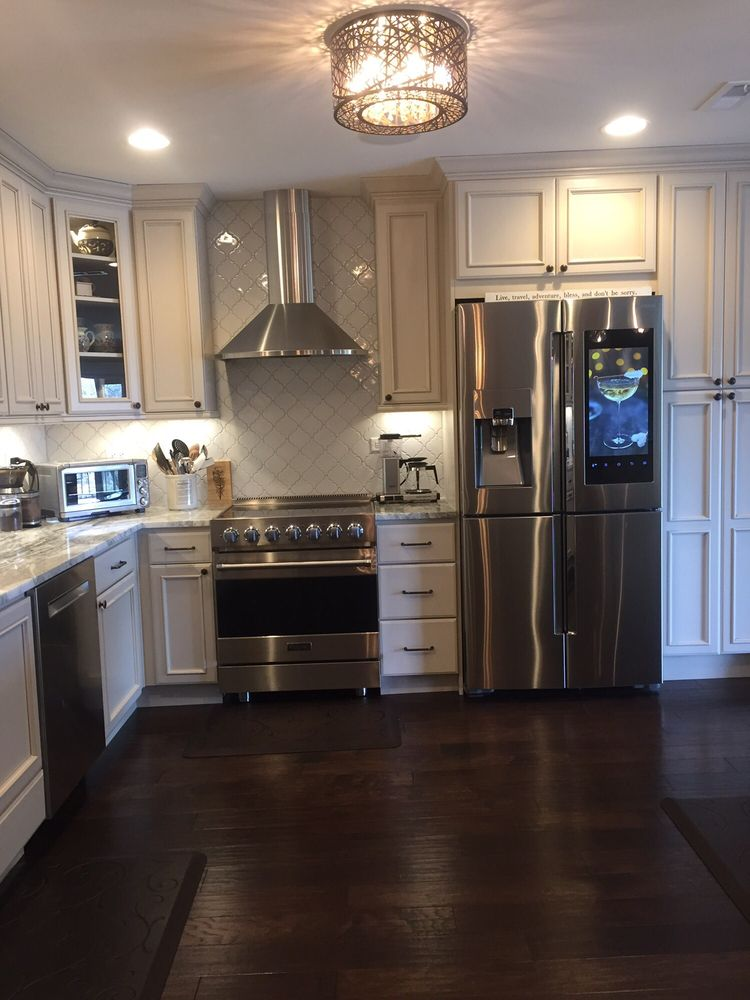 Kitchen Design by KKastl Interior Inc. Materials purchased from FCA ...