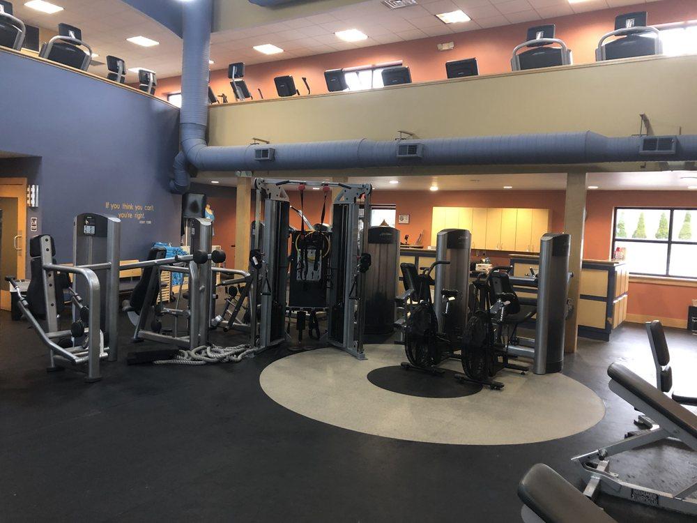 Birchwood Fitness: 105 Edella Rd, South Abington Township, PA