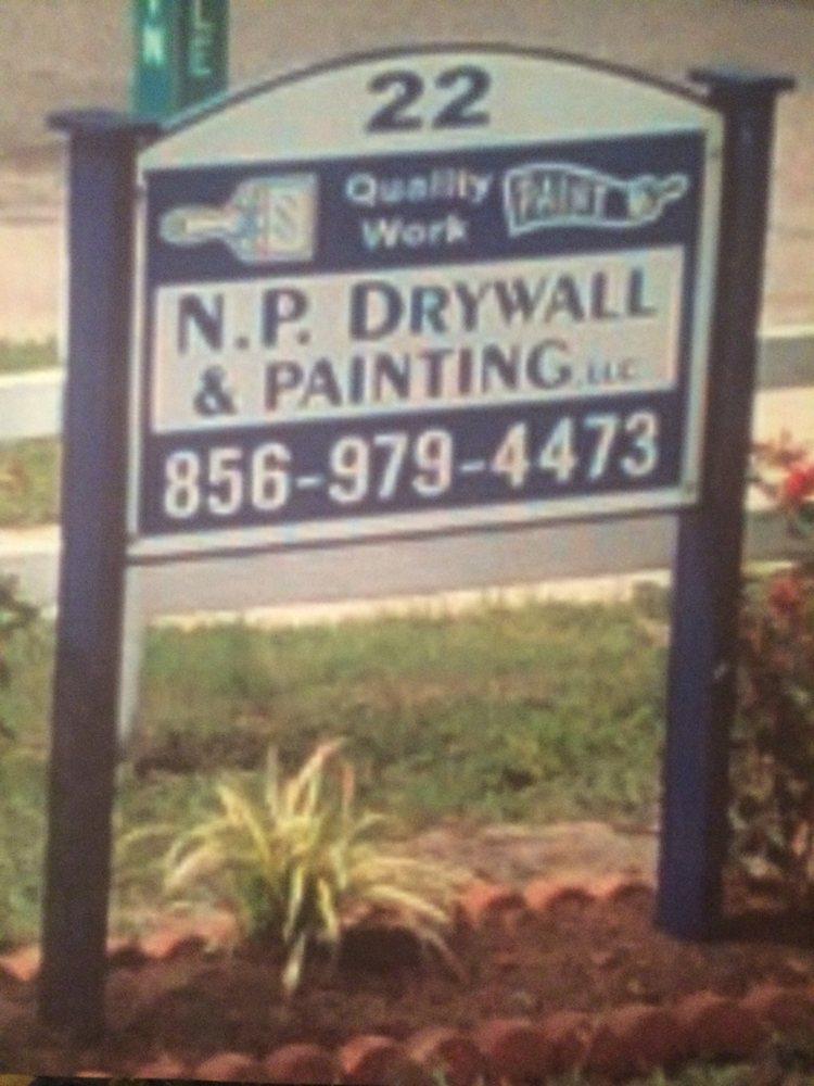 NP Drywall & Painting: 22 Berlin Rd N, Lindenwold, NJ