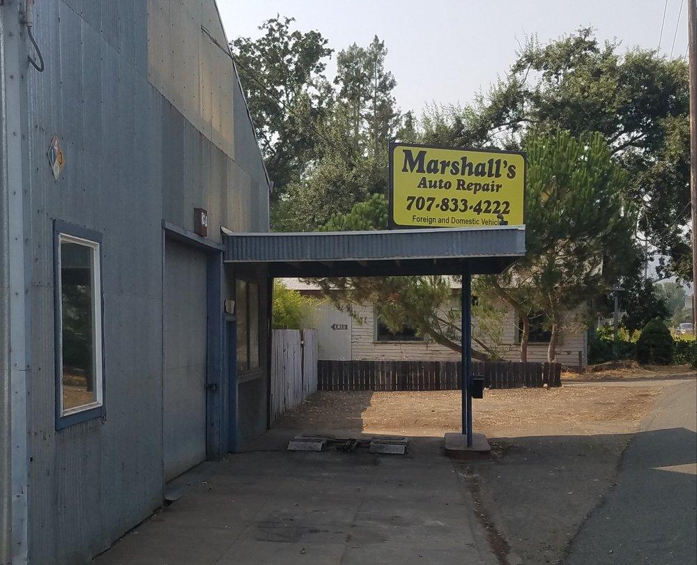 Marshall's Auto Repair: 9672 Sonoma Hwy, Kenwood, CA