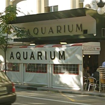 Aquarium 10 rese as bares de tapas gran via de for Aquarium valencia bar