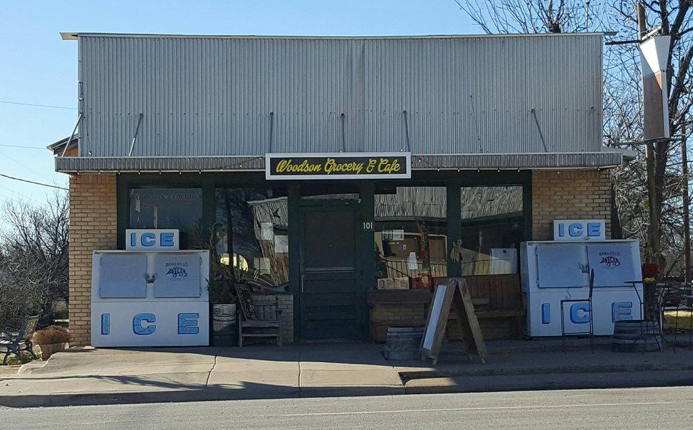 Woodson Grocery: 528 N US Hwy 183, Woodson, TX