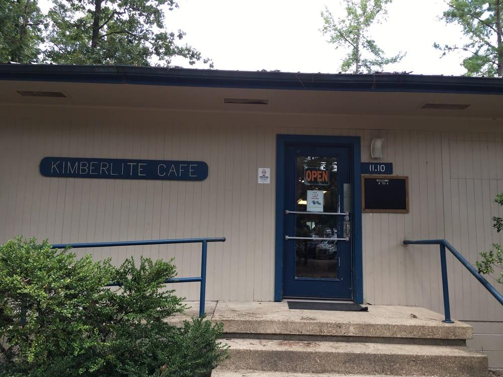 Kimberlite Café: 209 State Park Rd, Murfreesboro, AR