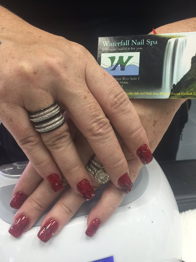 Nail Spa Van Nuys Ca