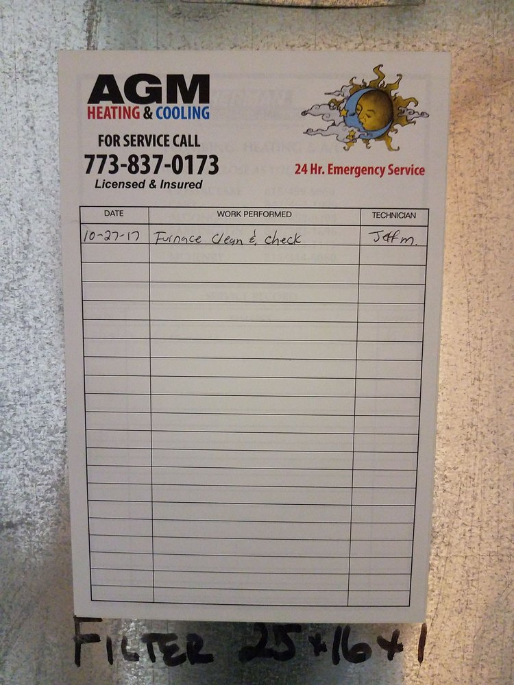 AGM Heating & Cooling: Huntley, IL