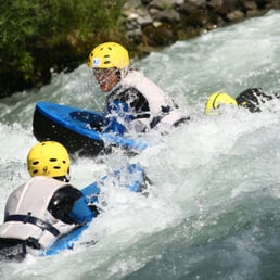 H2O Fluvial h2o rafting - 10 photos - recreation centers - centre eau vive