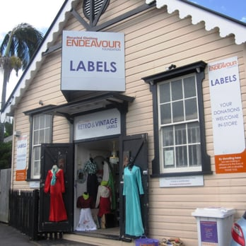 Endeavour Recycled Clothing Fashion 31 Latrobe Tce