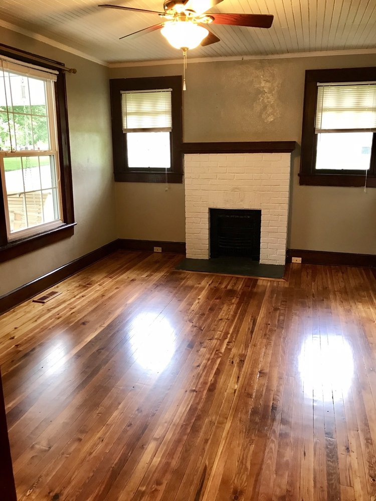 Jake Hartley Hardwood Flooring & Tile: 1249 Alanda Dr, Lenoir, NC
