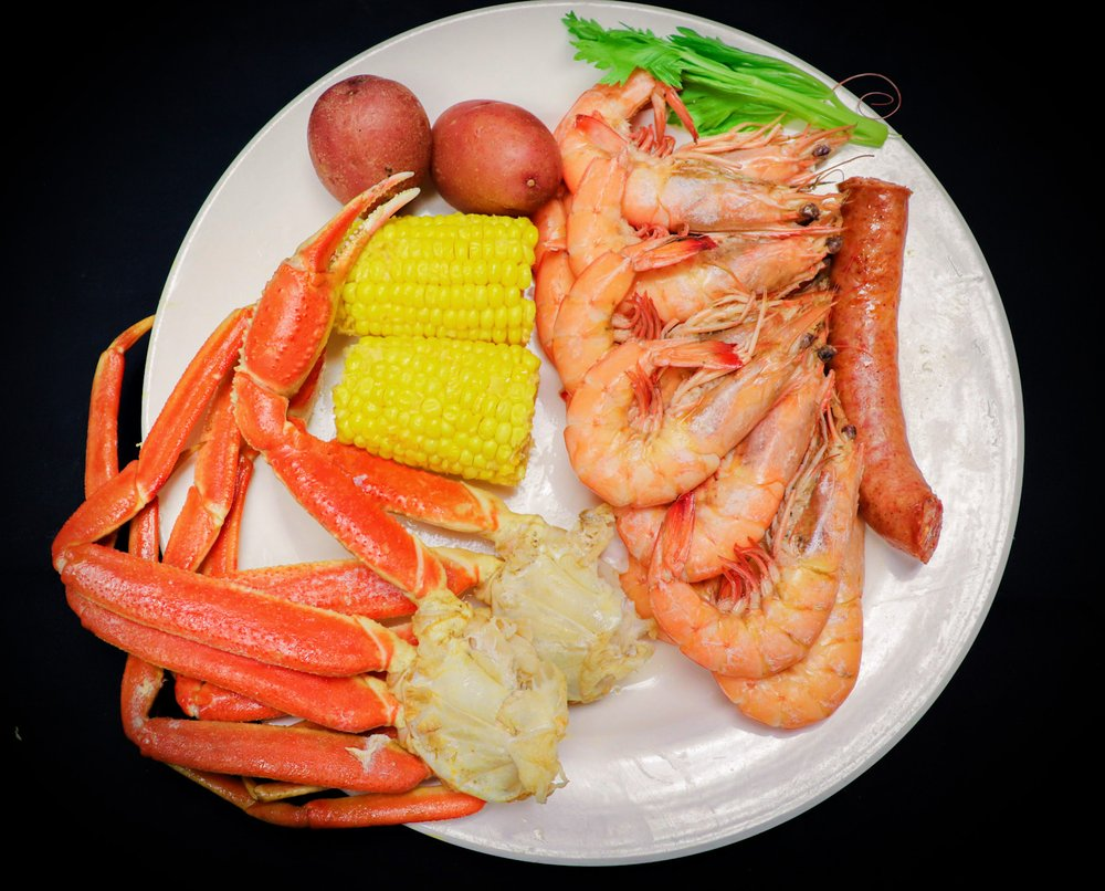 The Crab House - 30 Photos & 21 Reviews - Seafood - 3801
