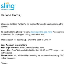 Yelp Reviews for Sling Media - 71 Reviews - (New) Television Service