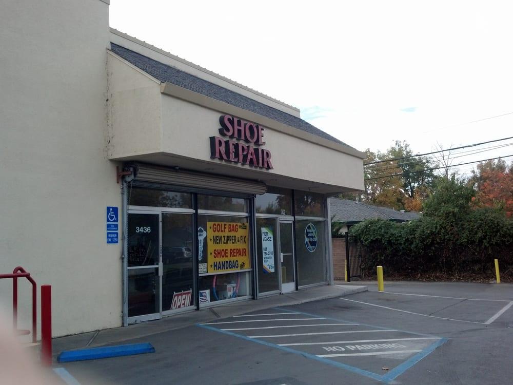 Shoe Repair Near Sacramento Ca