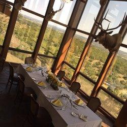 Pinnacle Clulb Restaurant Kerrville Tx