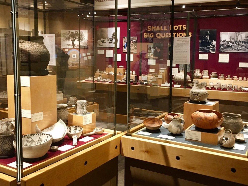 Anasazi Heritage Center: 27501 Hwy 184, Dolores, CO