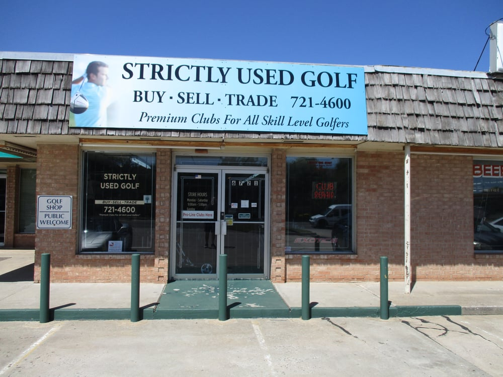 Strictly Used Golf