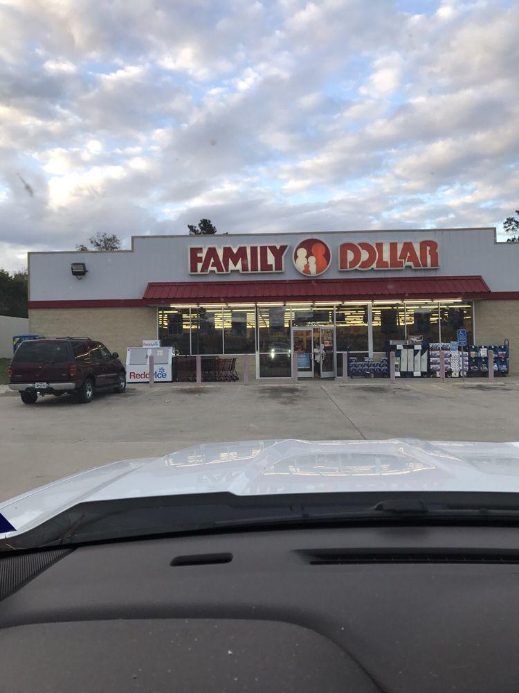 Family Dollar: 7375 US-190, Point Blank, TX