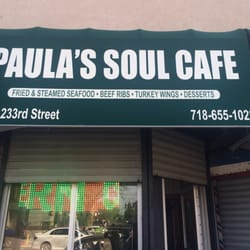 Paula S Soul Food Cafe Bronx Ny