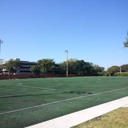 photo of sand pine park boca raton fl united states soccer field