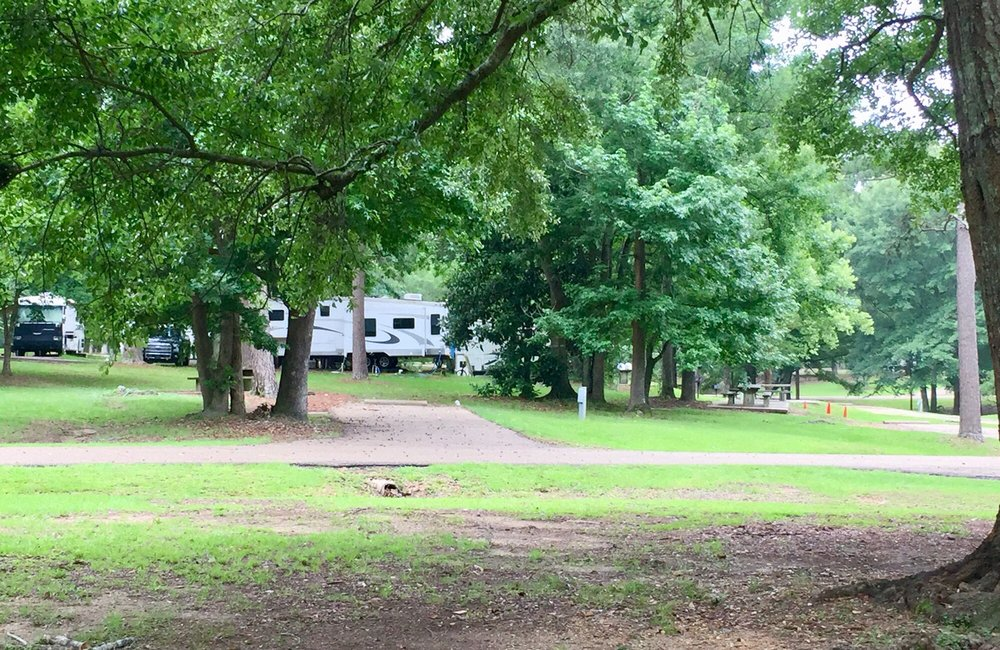 Percy Quin State Park: 2036 Percy Quin Dr, McComb, MS