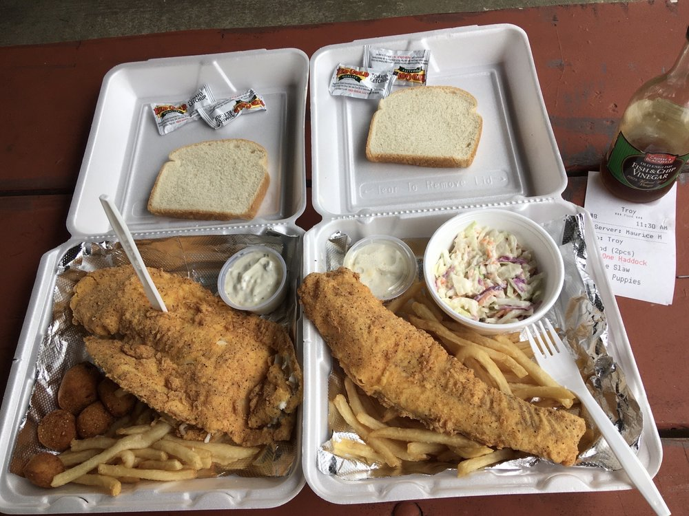 McClure's Fish House & More: 964 Park Ave, Meadville, PA