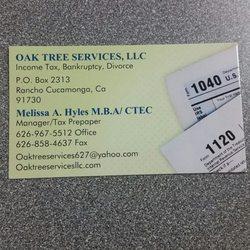 Photo Of Oak Tree Services Rancho Cucamonga Ca United States