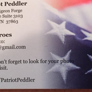 Encounter With Pigeon On Military Ridge >> Patriot Peddler Gift Shops 131 The Island Dr Pigeon Forge Tn