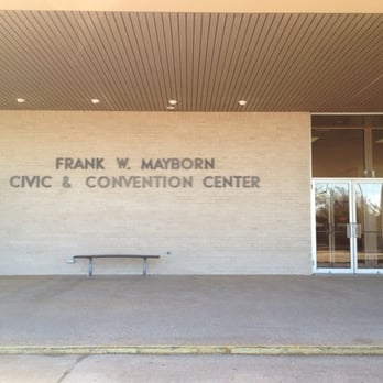 Mayborn Frank W Civic Amp Convention Center Venues Amp Event