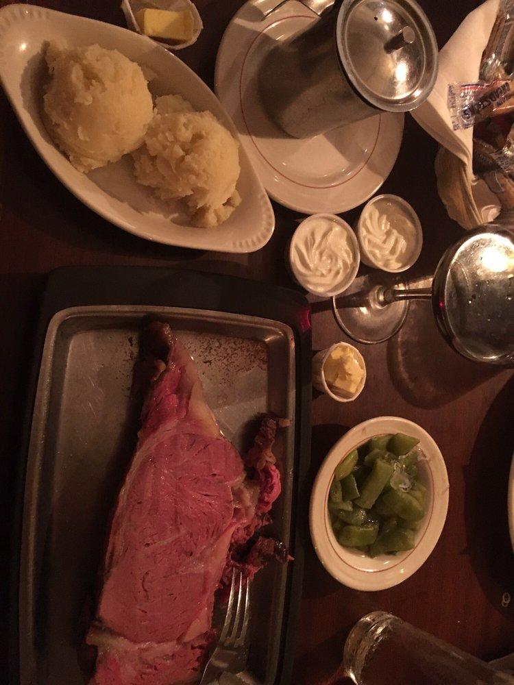 Husker Steak House: 1754 33rd Ave, Columbus, NE