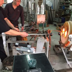 Shimadzu Kogyo Satsuma Glass Crafts - Arts & Crafts - 吉野町
