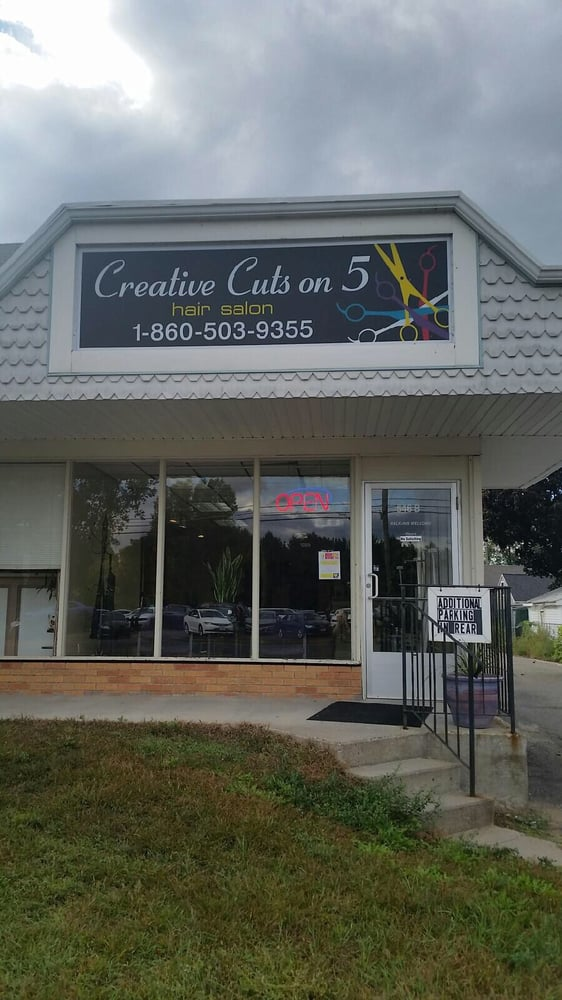 Photos for creative cuts on 5 yelp for A salon enfield ct