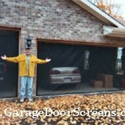 Photo Of Garage Door Screens   Macomb Township, MI, United States