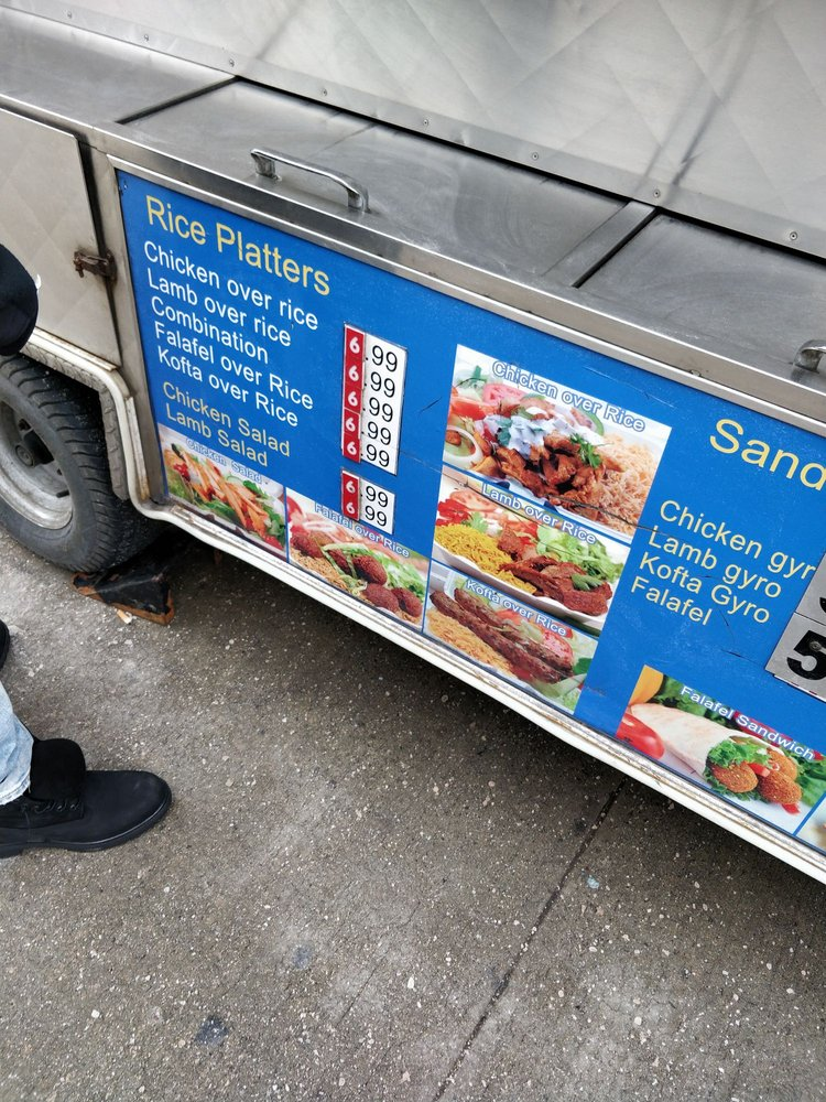 Sarwari Halal Food: Metropolitan Ave, Richmond Hill, NY