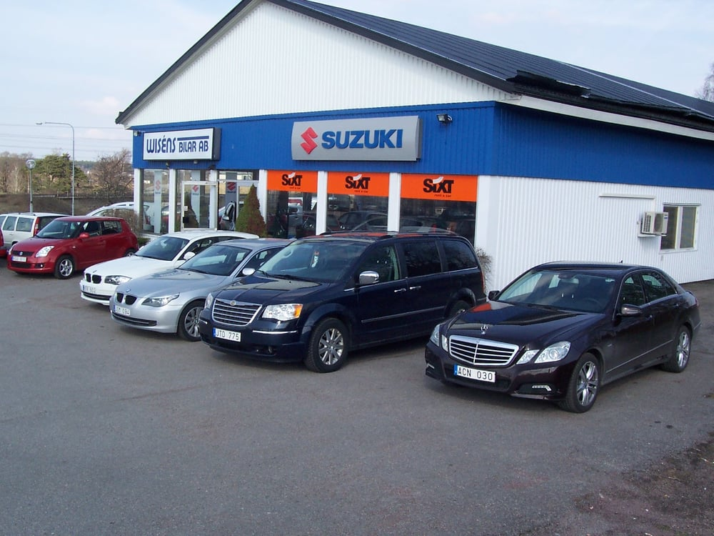 Sixt Car Rental Sweden