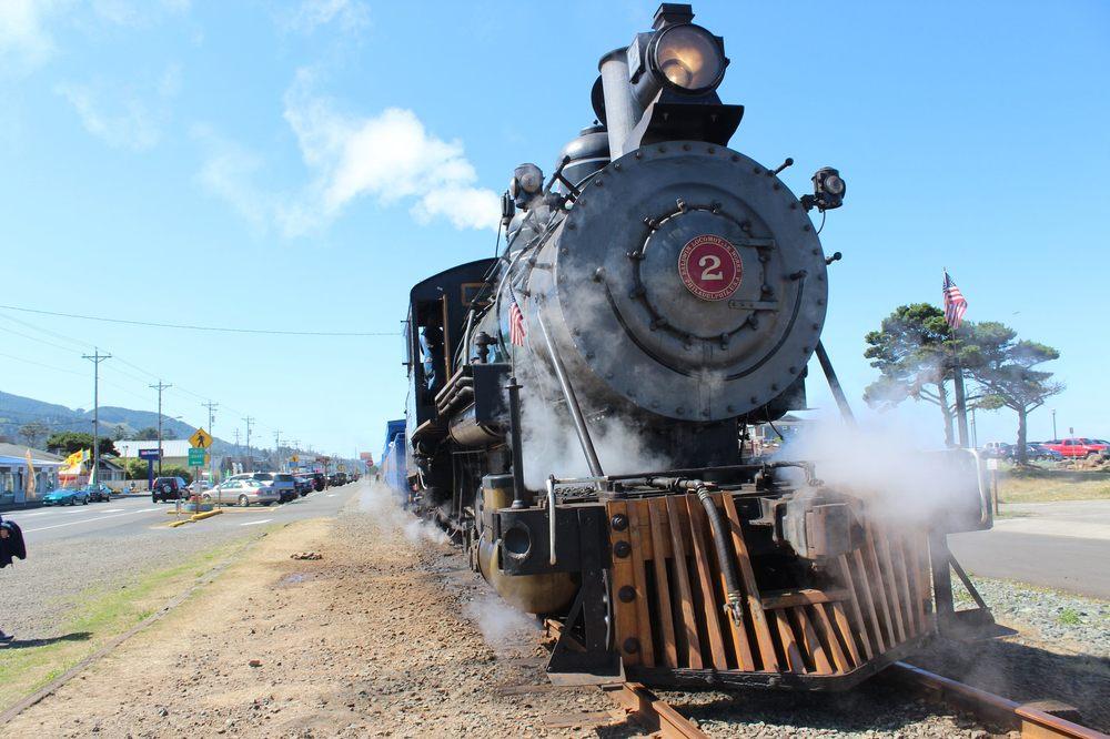 Oregon Coast Scenic Railroad: 306 American Ave, Garibaldi, OR