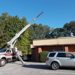 Photo Of National Roofing Corporation   Suffolk, VA, United States. National  Roofing Working