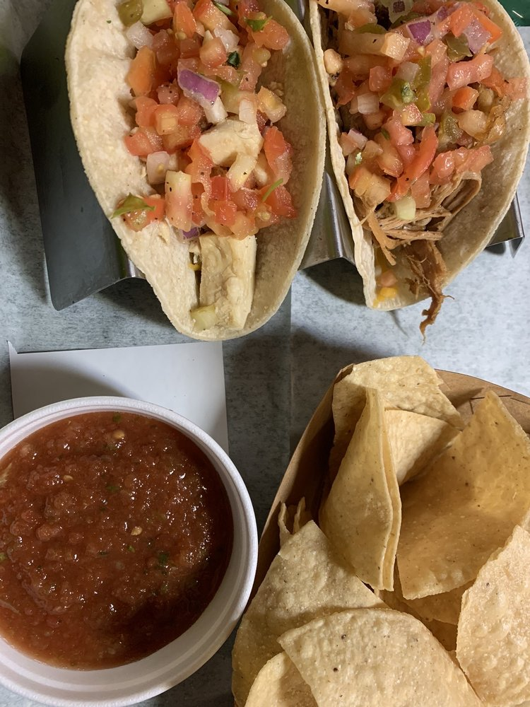 Food from Route 66 Taco Company
