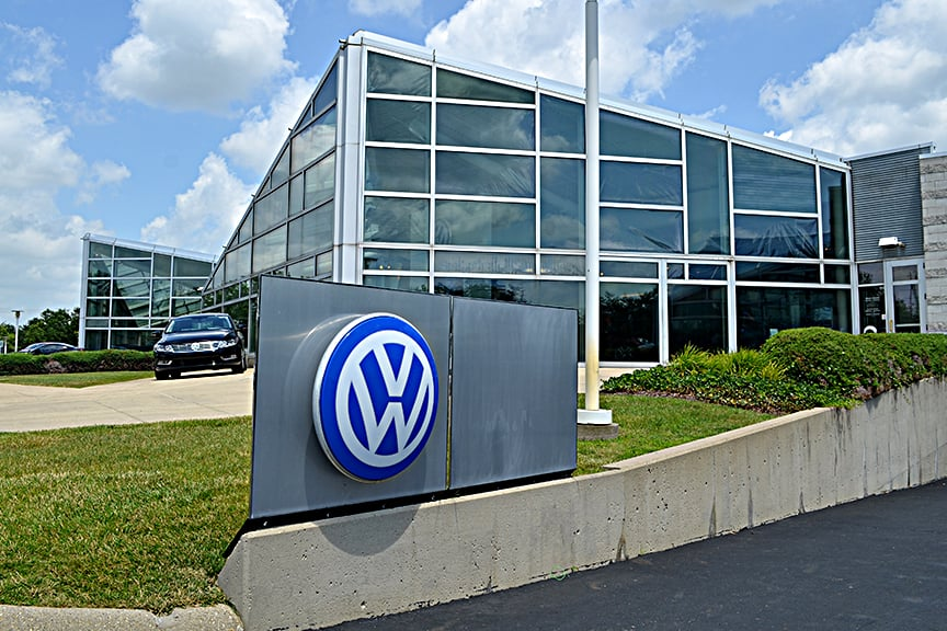 MAG Volkswagen of Dublin Sales - Car Dealers - 6335 Perimeter Loop