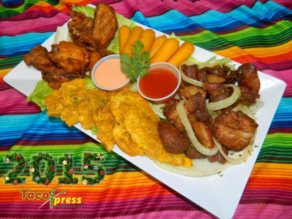 Taco Xpress: Cll Zafiro, Caguas, PR