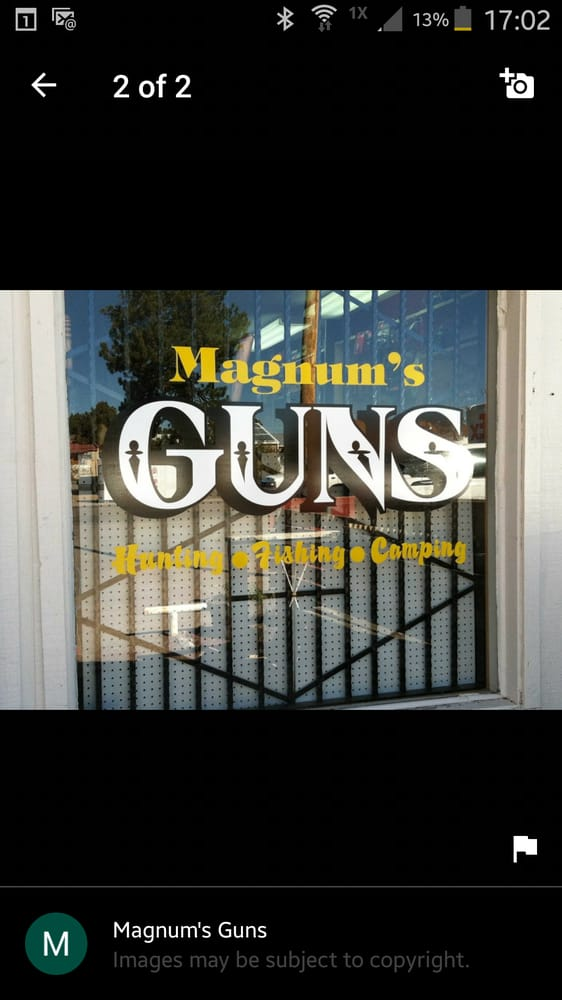 Magnum's Guns & Ammo: 207 James Canyon Hwy, Mayhill, NM