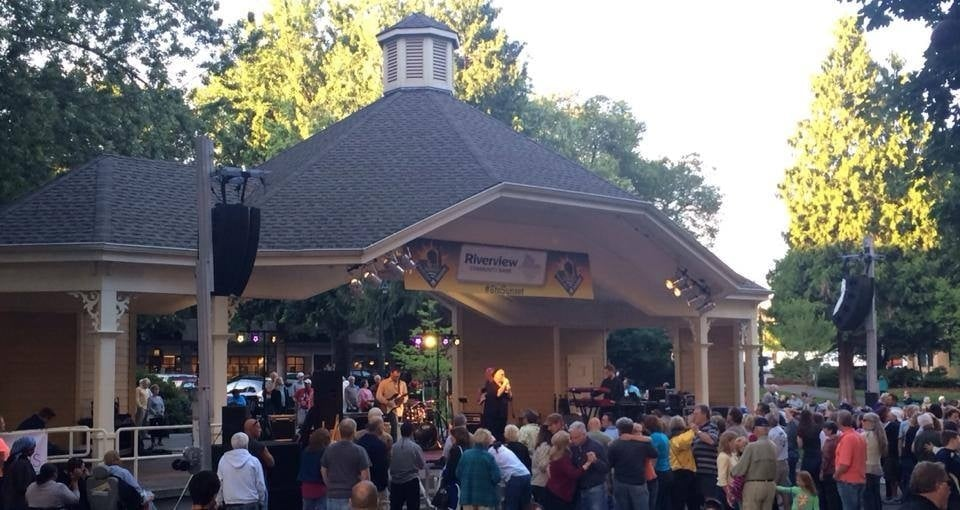 Six to Sunset Summer Concerts at Esther Short Park