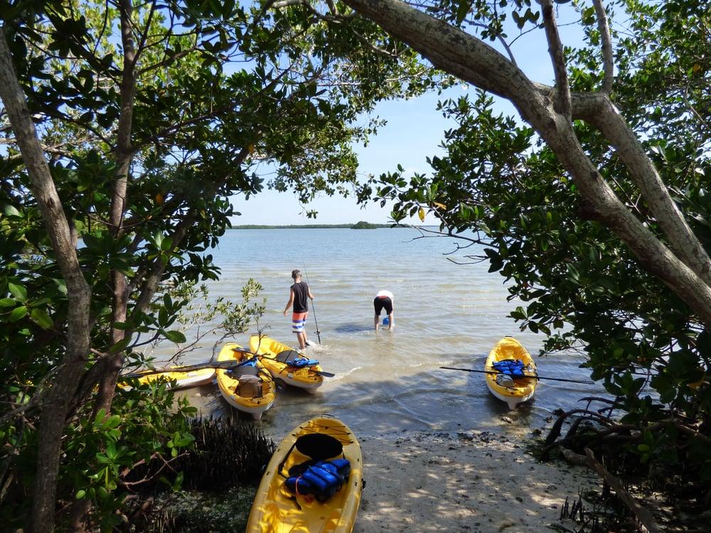 Eco Paddlesportz: 21301 S Tamiami Trl, Estero, FL