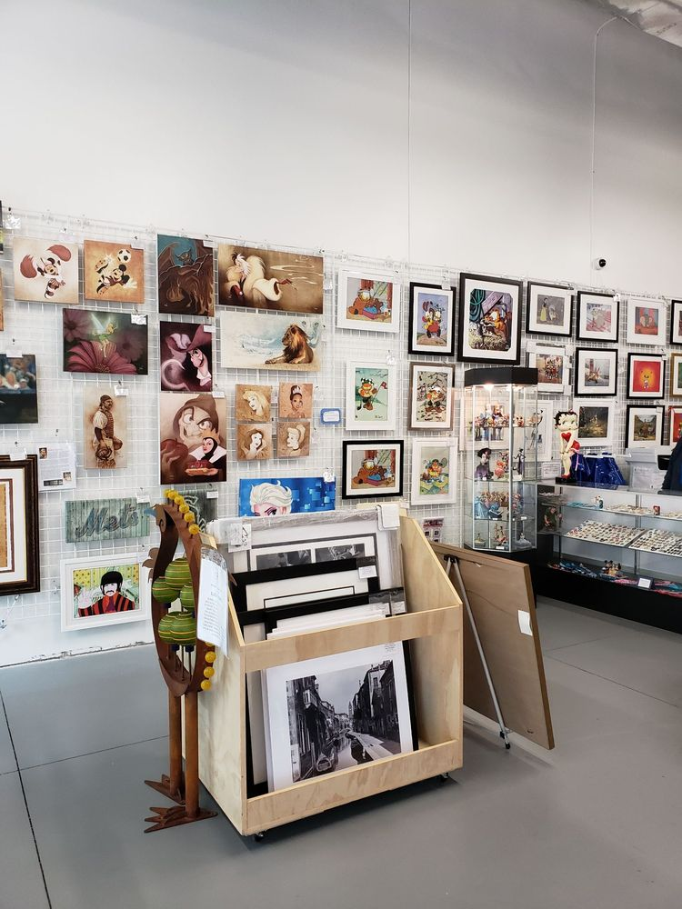 Barker Animation Art Gallery & Collectibles